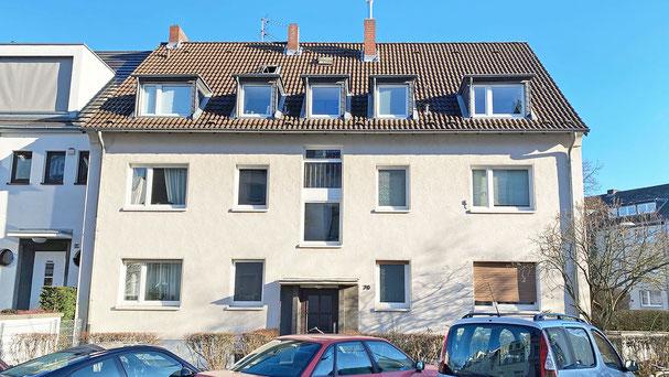 Voll vermietetes Mehrfamilienhaus in Köln-Lindenthal in Stadtwaldnähe