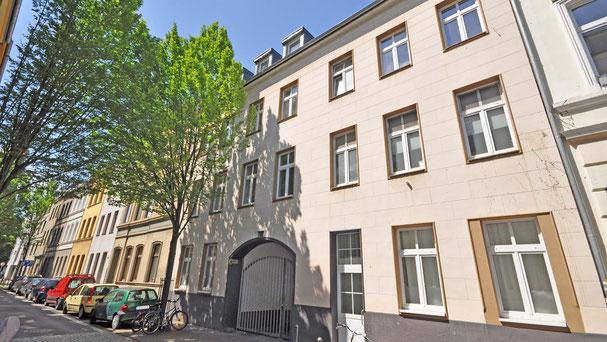 Köln-Ehrenfeld - Verkauf Mehrfamilienhaus in Bestlage