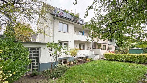 Immobilie in Köln-Deutz.