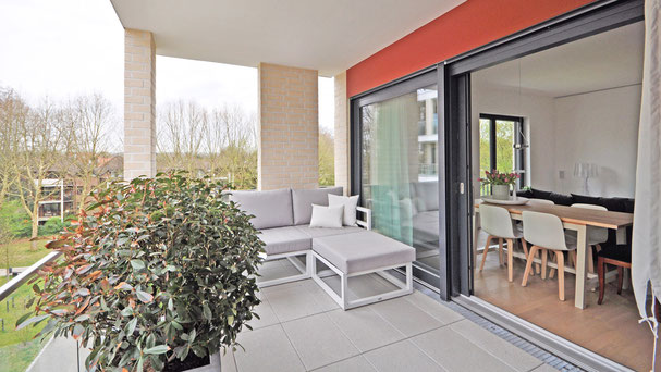 Wohnung in Köln-Junkersorf