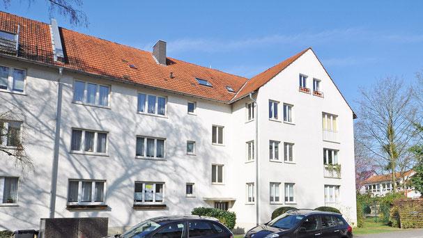 Anlageimmobilie - Mehrfamilienhaus nahe Köln.
