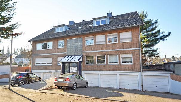 Mehrfamilienhaus - Immobilie in Köln-Junkersdorf
