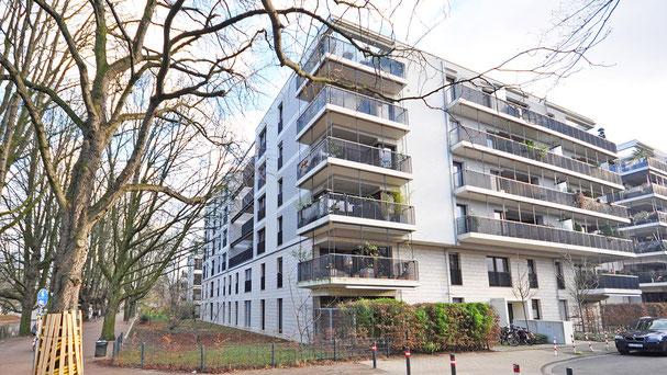 Immobilie in Köln-Lindenthal.
