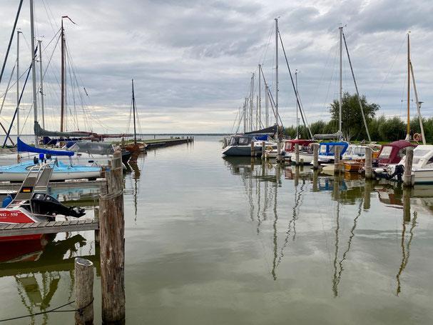 Bild: Hafen von Neuendorf