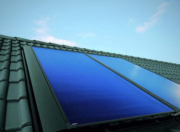 thermische solaranlage-staatliche foerderung-flachkollektor-erneuerbare enerige aus sonne-co2