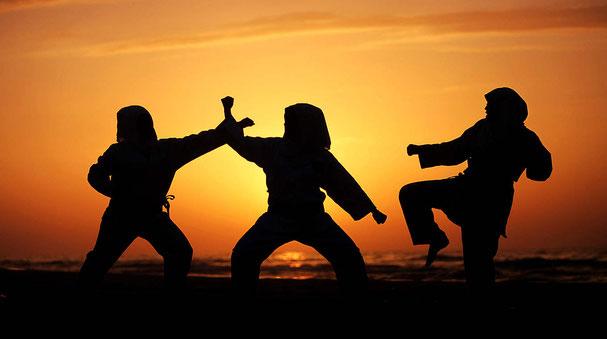 Trainingsergänzung: Karate fördert Konzentration, Selbstbeherrschung und Gelassenheit