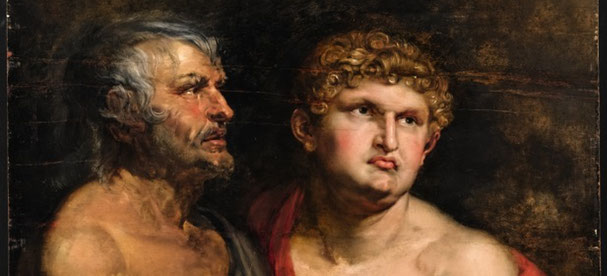 "P.P. Rubens, ""Seneca e Nerone"""