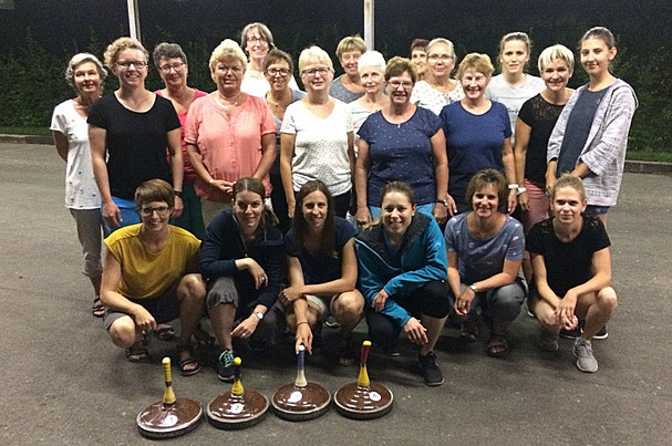 Damenriege Lommiswil - Blogeintrag Jugenstpieltage Balsthal 2016
