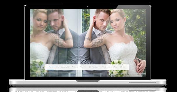 hochzeitswebseite weddinghomepage