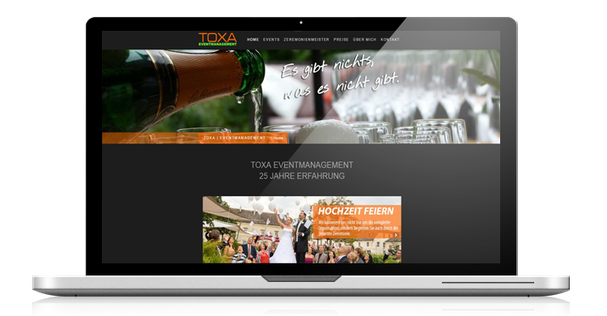 webdesign eventmanagement
