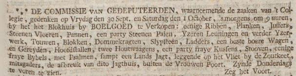 Friesche courant  gelykheid, vryheid en broederschap 24-09-1796