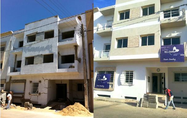 construction maison isolation
