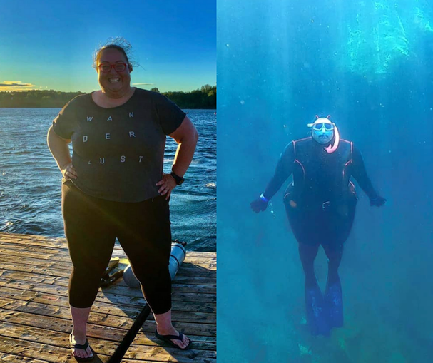 plus sized scuba diving wetsuits