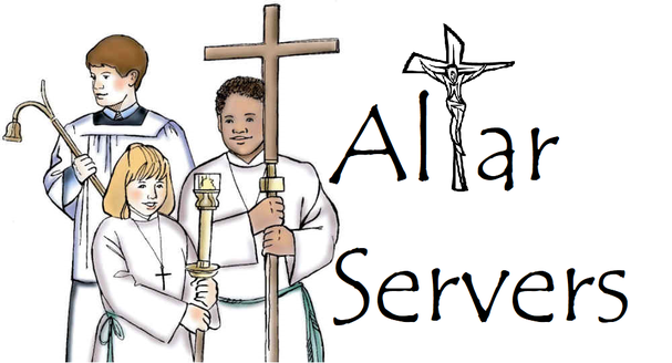 Image result for altar serving