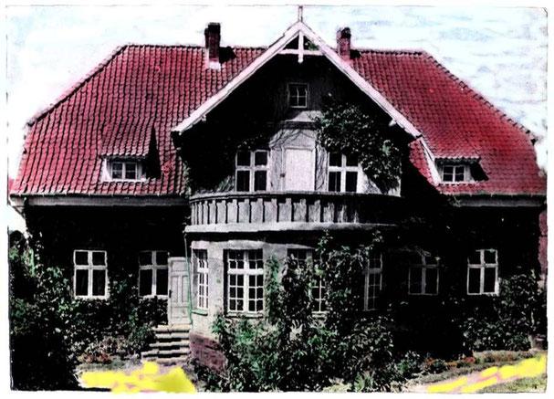 Villa Rehberg - Mahnsfeld 1936