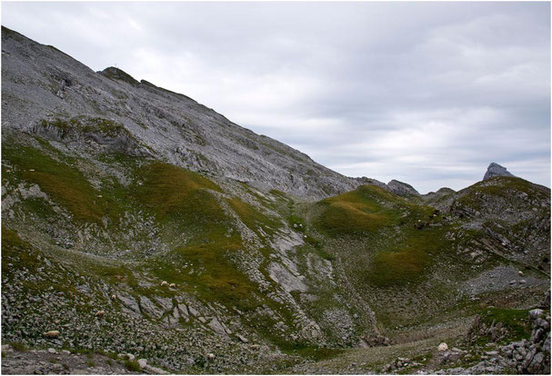 schrattenfluh, hengst, schlund, silwängen, karstgebirge
