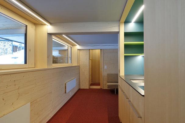 Ferienstudio in Sörenberg, Privat, Hopf & Wirth Architekten