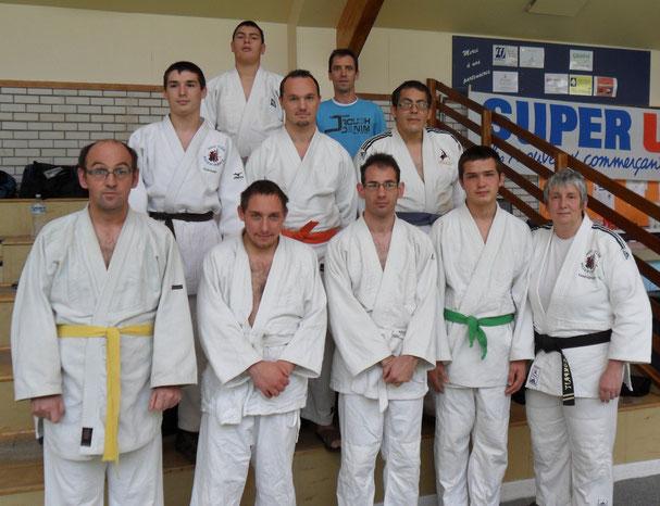 La délégation argentanaise