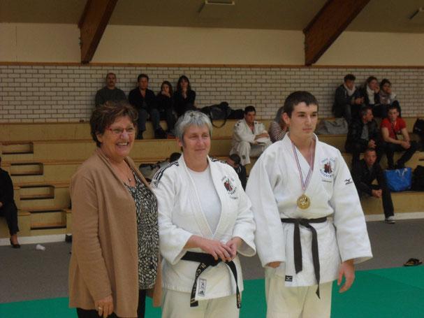 Natacha Couprit et Yann Courteille à Ruaudin