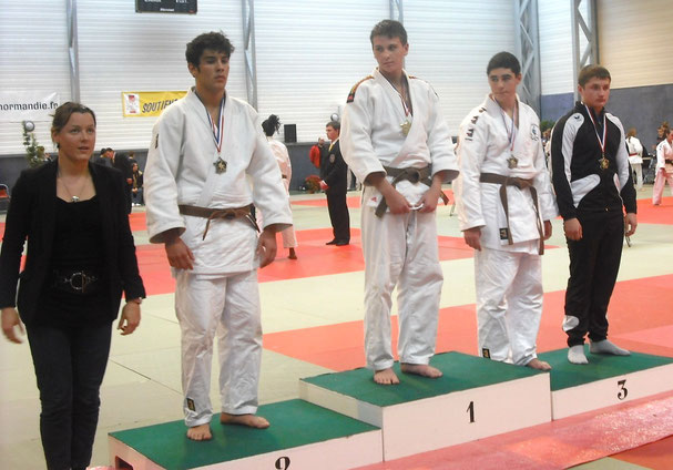 Nicolas Lesellier 3ème -81 kg