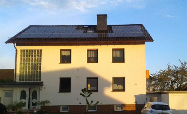 Leben mit der Energiewende TV - Photovoltaik in Baunatal