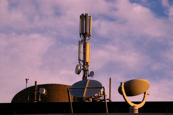 antenne GMS télécommunication