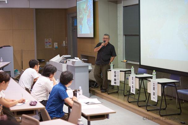 県だけでなく、国までも軽やかに越えていく藤先生。そのお姿、想像できます!