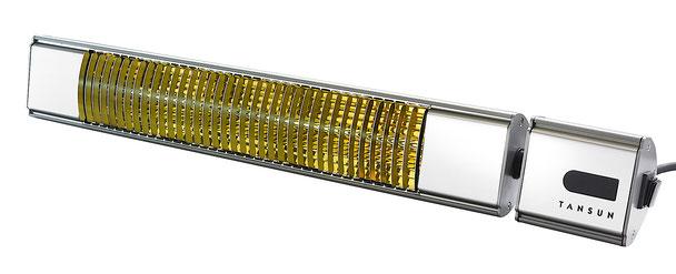 Tansun Wärmestrahler COMFORT XL für die Terrasse