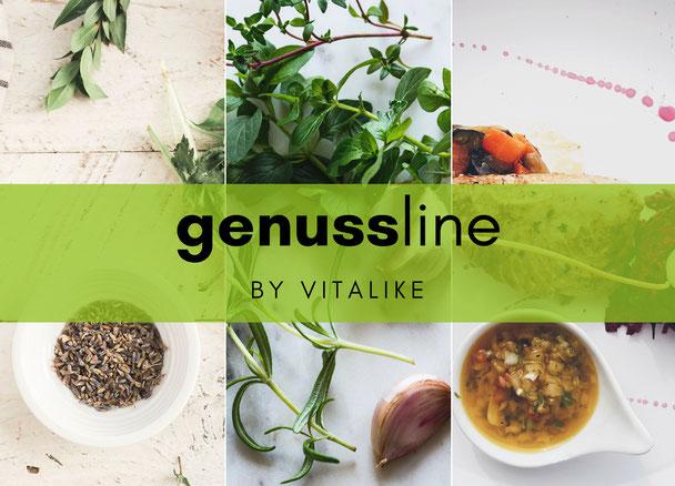vitalike Genussline | Mitarbeiterverpflegung | Küchensystem für kleine und mittlere Unternehmen | Betriebsrestaurant