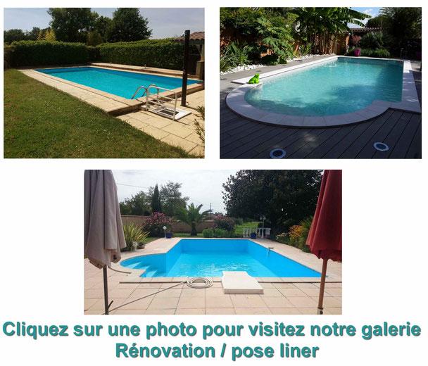 Rénovation piscine à Montauban 82000