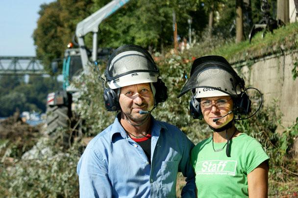Martin und Tina Lautenschlager