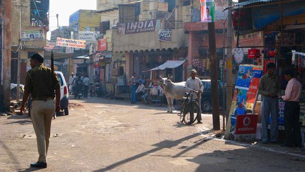 Agra, Nordindien