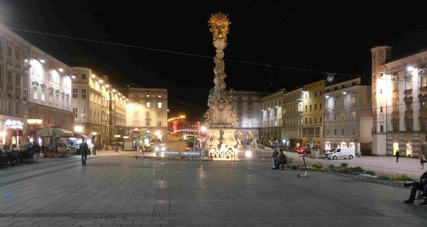 Linz (Donau) Hauptplatz