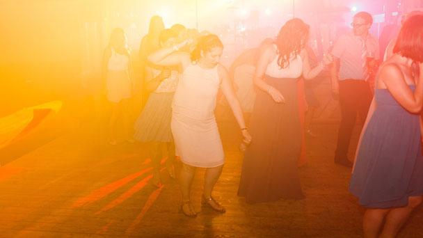 Tanzen Party DJ Feier Hochzeit