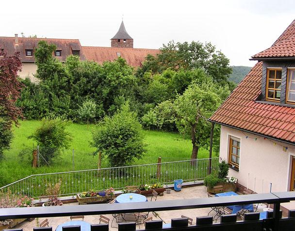Burg Rothenfels Übernachtungen