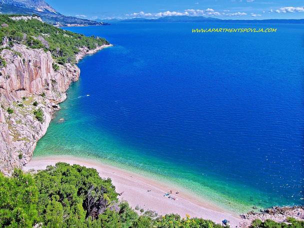 #makarska #makarskariviera #makarskabeaches #nugal #fkkbeach #adriatic #sea #mare #meer #dalmatia #dalmazia #dalmatien #croatia #croazia #chorwacja #kroatien #apartmentspovlja #holidayapartments #vacation #vacanze #urlaub