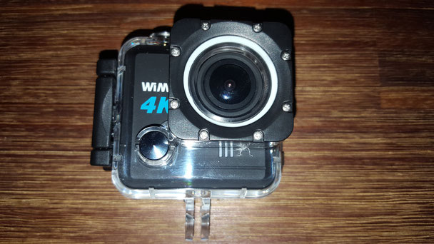 Action Cam 20 MP
