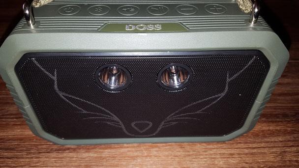 Doss Traveller Bluetooth Lautsprecher