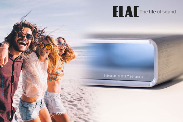 ELAC the life of sound erleben.