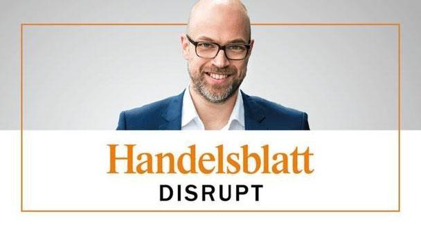 Podcast vom Handelsblatt Disrupt mit Insa Klasing und Sebastian Matthes