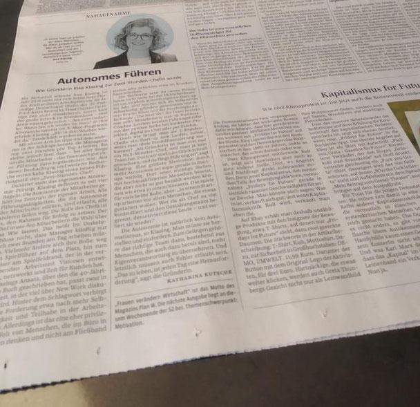 Artikel von Katharina Kutsche in der Süddeutschen Zeitung (paywall)
