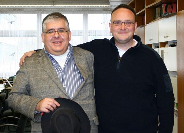 Herr Schatull und Herr Trauthwein