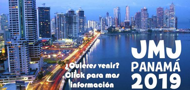 JMJ PANAMA 2018 VIAJA CON ANAWIM