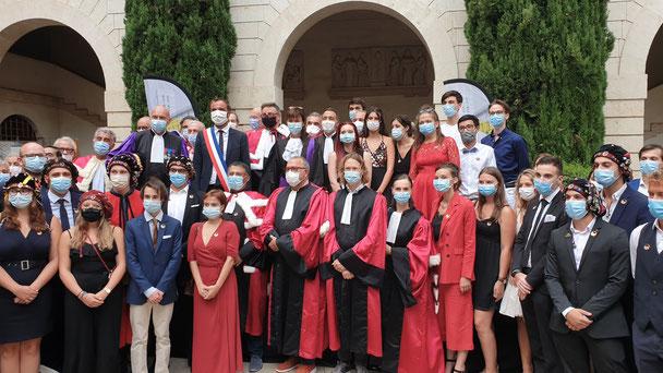 17 août 2020 - Faculté de Médecine de Montpellier