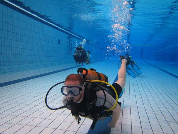 Cours de plongée bordeaux