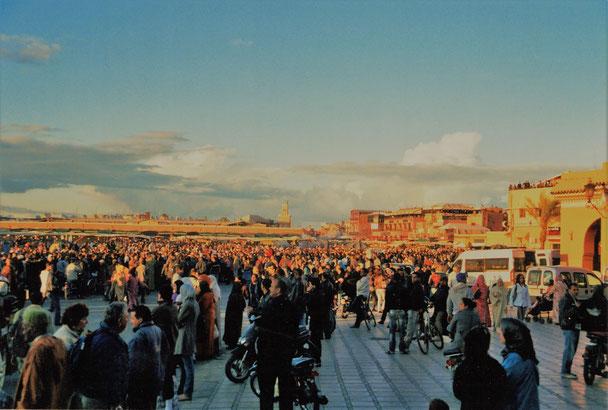 Delaus ReiseBlog, MarokkoReportagen