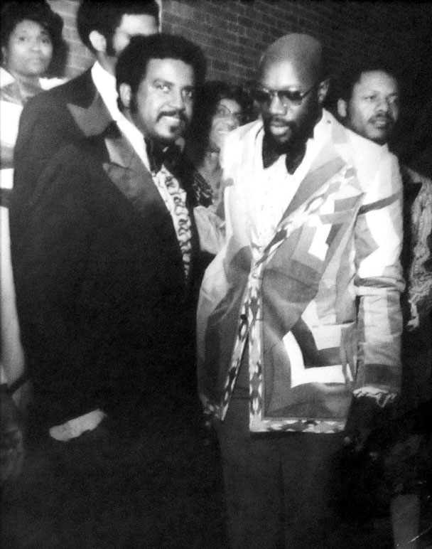 the Funky Soul story - Floyd Newman & Isaac Hayes
