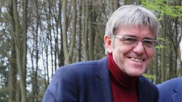 Gerd Morber · Bereichsleiter für Erneuerbare Energien bei HessenEnergie