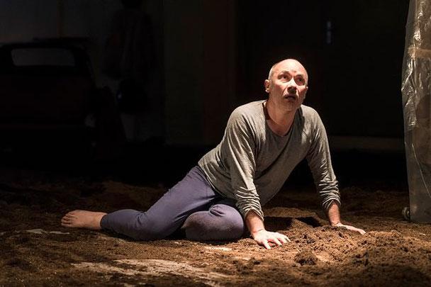 """""""Das Ungeheuer"""" Eine filmisch-theatrale Adaption des Romas von Terézia Mora"""