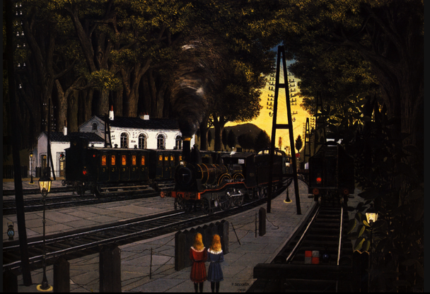 『駅と森』(1960年)